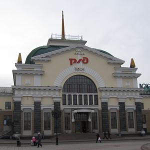 Железнодорожные вокзалы Базарного Сызгана